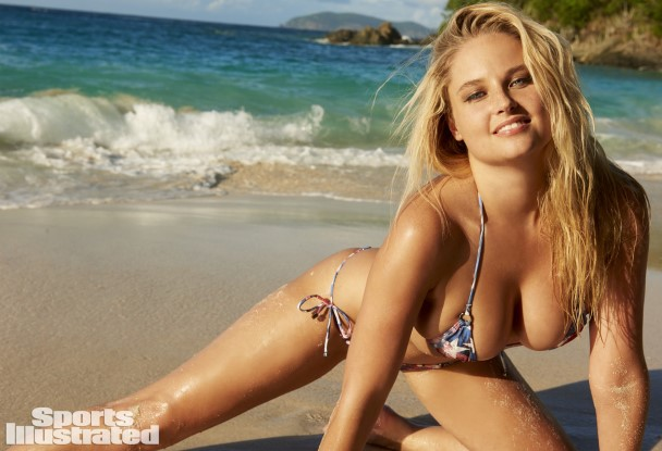 Genevieve Morton – Sports Illustrated Swimsuit 2015