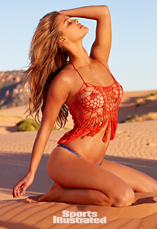 Nina Agdal – Sports Illustrated Swimsuit 2015