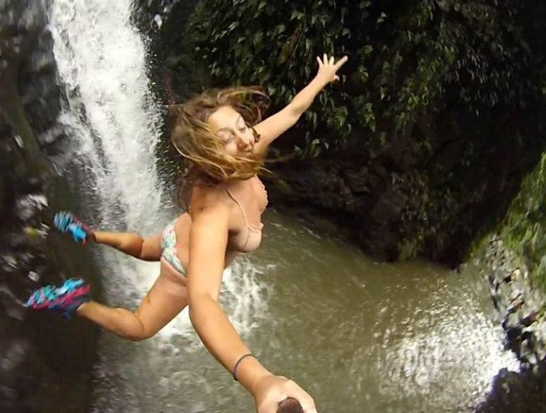Najúžasnejšie selfies, aké kedy boli odfotené