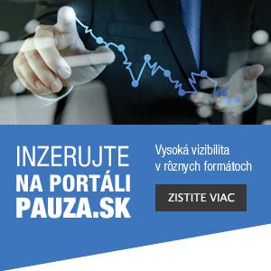 Inzerujte na Pauza.sk